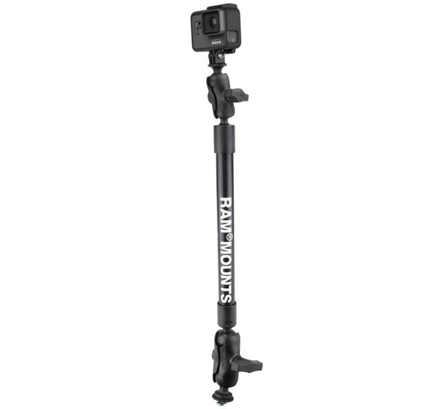 "22"" Tough-Pole™ Camera Mount with Track Ball™ Base"