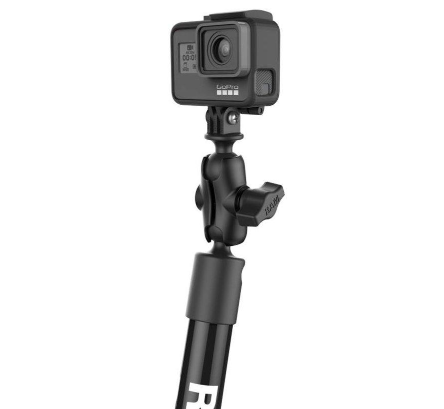 "22"" Tough-Pole™ Camera Mount with Track Ball™ Base"