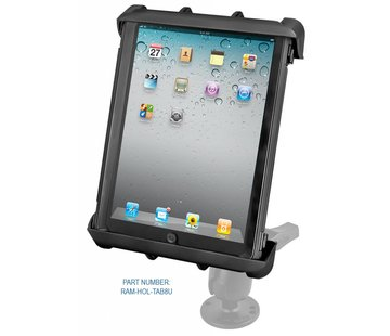 RAM Mount Tab-tite iPad 9.7, 10.2 en 10.5  dikke cases div. sets