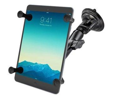 RAM Mount X-Grip 7-8 inch tablet zuignap set RAM-HOL-166-UN8U