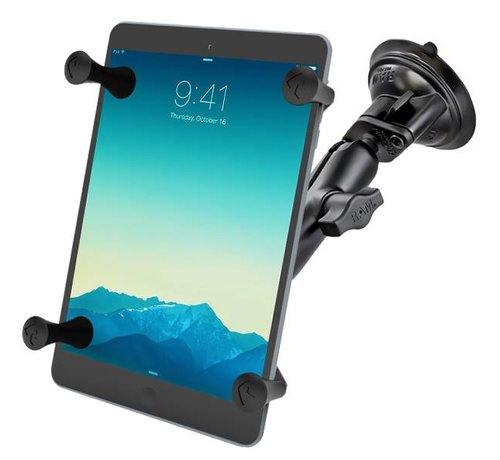 RAM Mount X-Grip 7-8 inch tablet zuignap set
