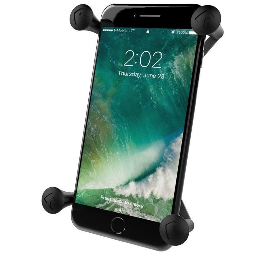 Toughball B-Kogel M6 bout met X-Grip houder Large smartphone set