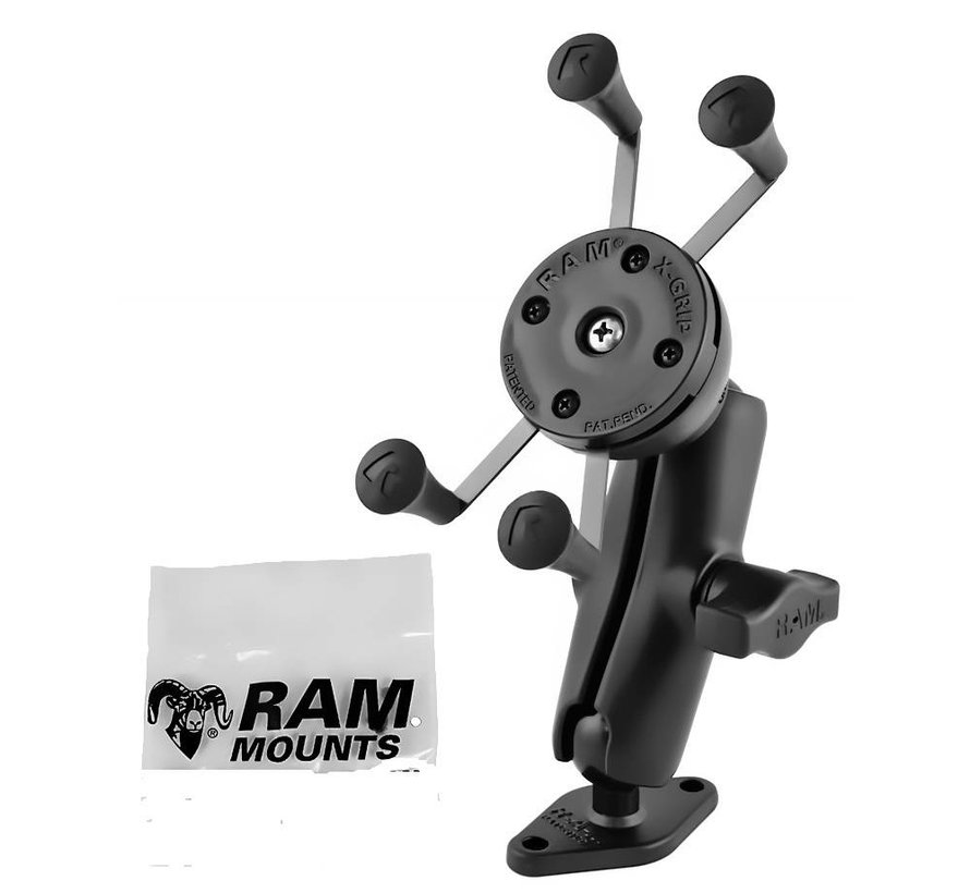 X-Grip smartphone schroefvast RAM-B-102-UN7U