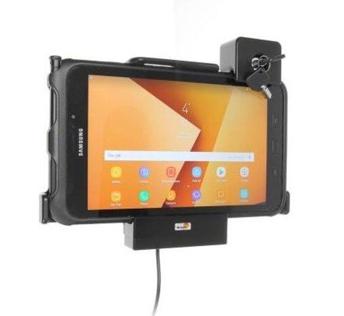 Brodit houder/lader Samsung Gal.Active2 sig.plug LOCK versie - Molex