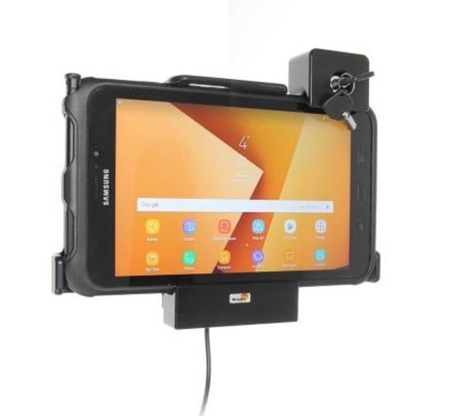 houder/lader Samsung Gal.Active2 sig.plug LOCK versie - Molex