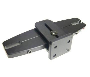 Brodit Hoofdsteun montage mount 123-183 mm
