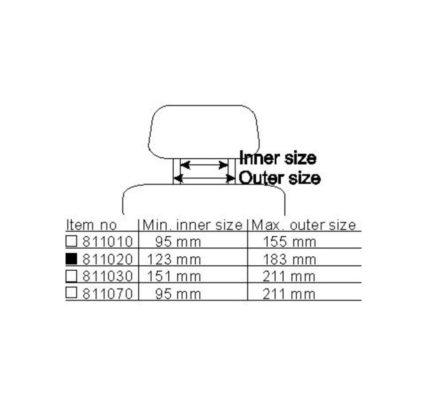 Hoofdsteun montage mount - 811020