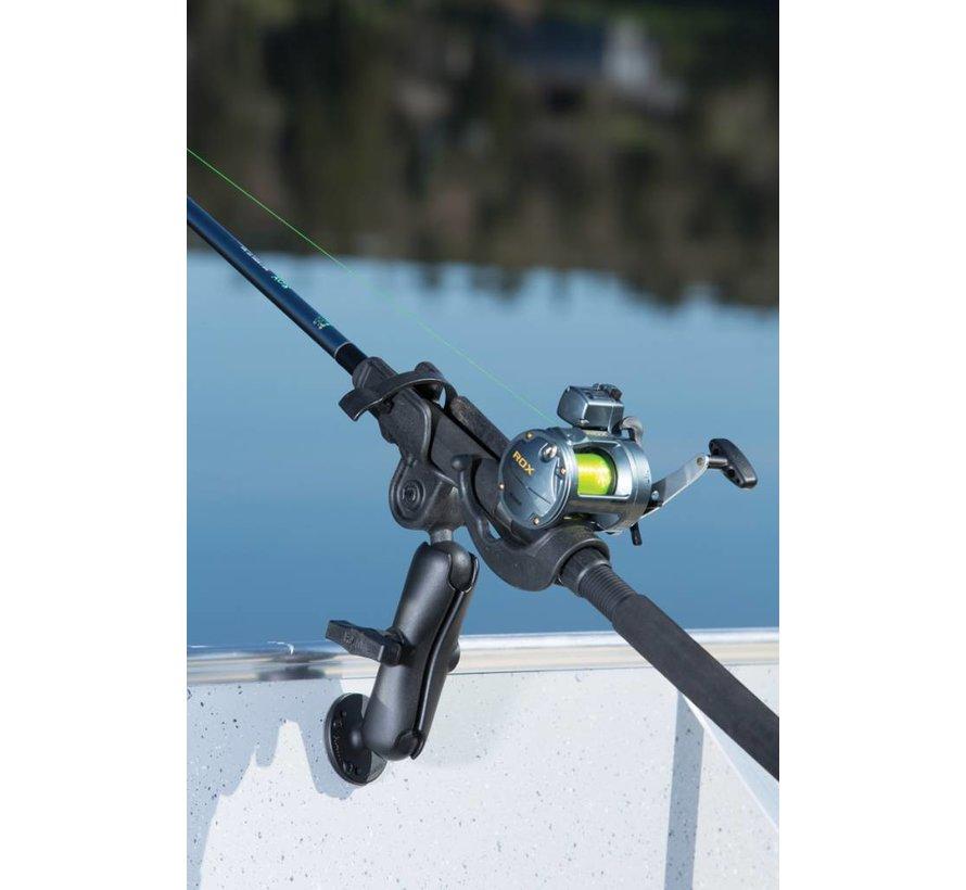 "RAM ROD® 2000 Fishing Rod Holder met 1.5"" BallRAM-117BU"