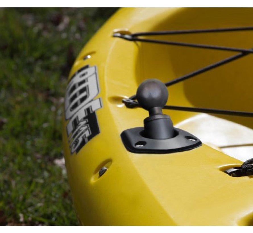 Flush Rod Holder Wedge adapter B-Kogel