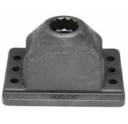 RAM Mount ROD Deck and Track Flat Surface Base RAM-114BDTM5