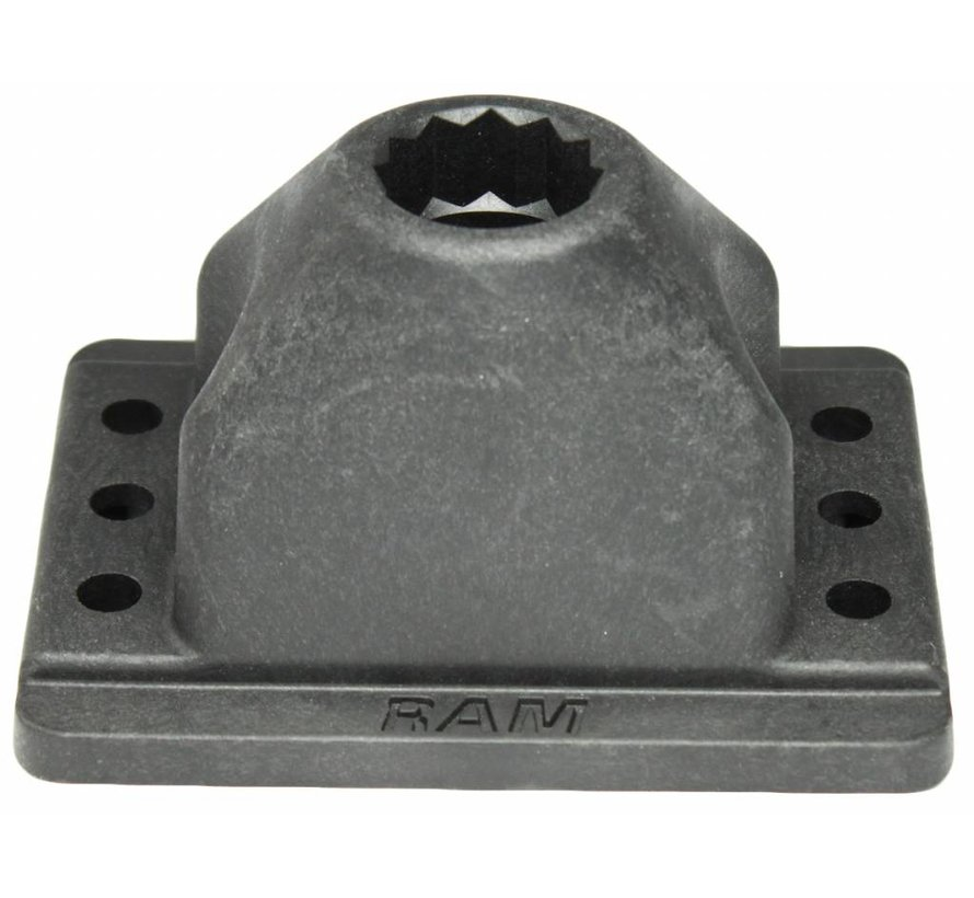 ROD Deck and Track Flat Surface Base RAM-114BDTM5