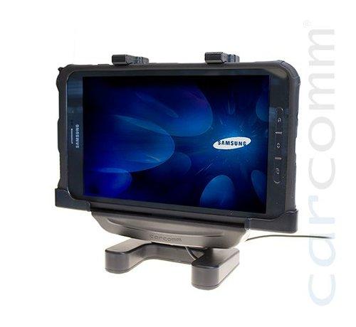 Carcomm Tablet Desktop Cradle - Samsung Galaxy Tab Active 2