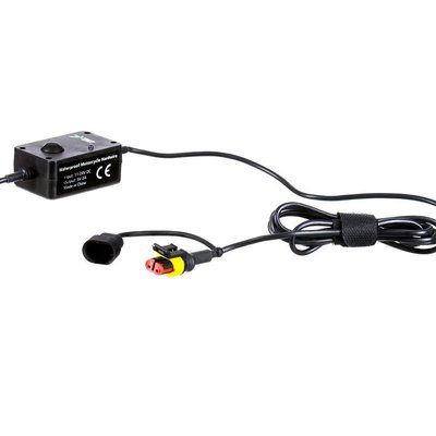 Ultimate Addons Motor kabel 12 volt lader waterdicht 2Amp