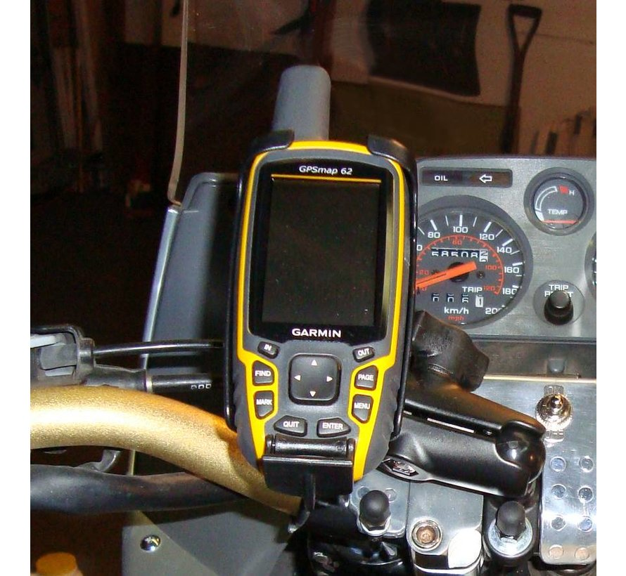 Garmin GPSMAP 62/64 Fiets navigatie set