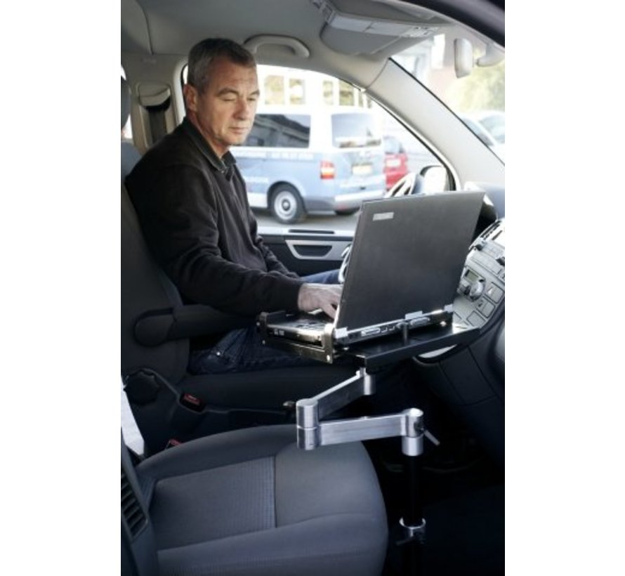 Extreme Desk professionele auto laptophouder
