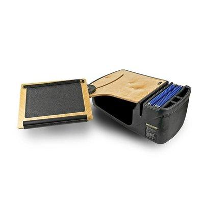 AutoExec Reach Desk mobiele laptop werkplek