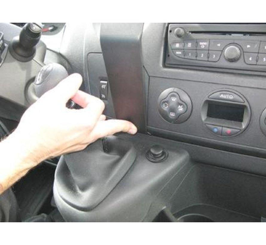 Proclip Opel Movano/Renault Master 11-(extra sterk) RAM Mount B-kogel