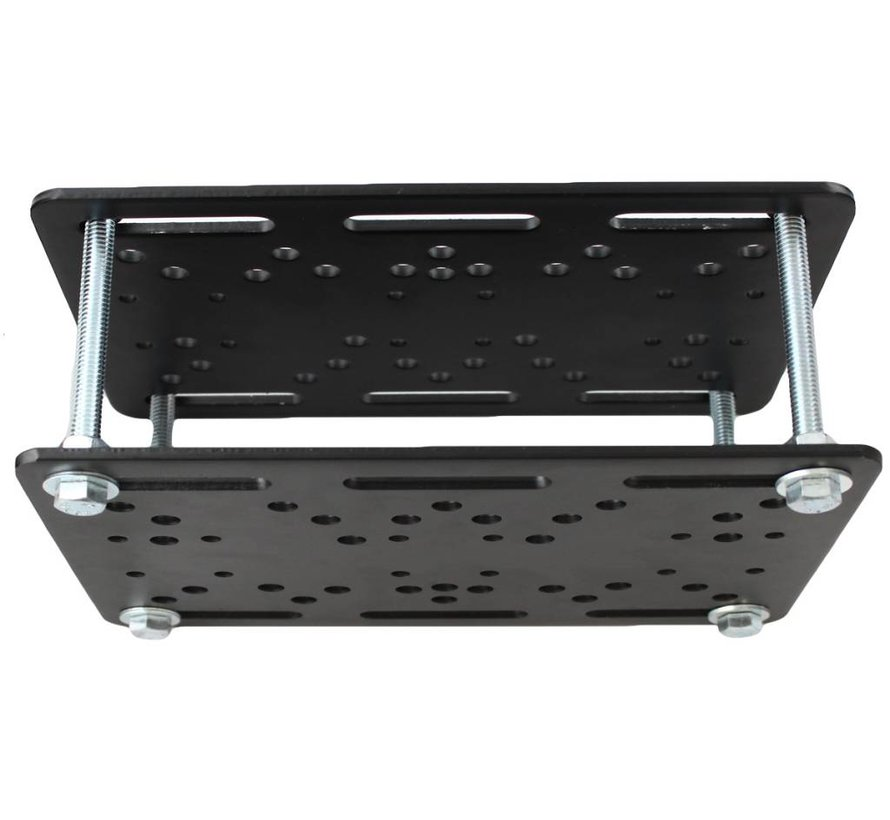 Forklift Overhead Guard Plate