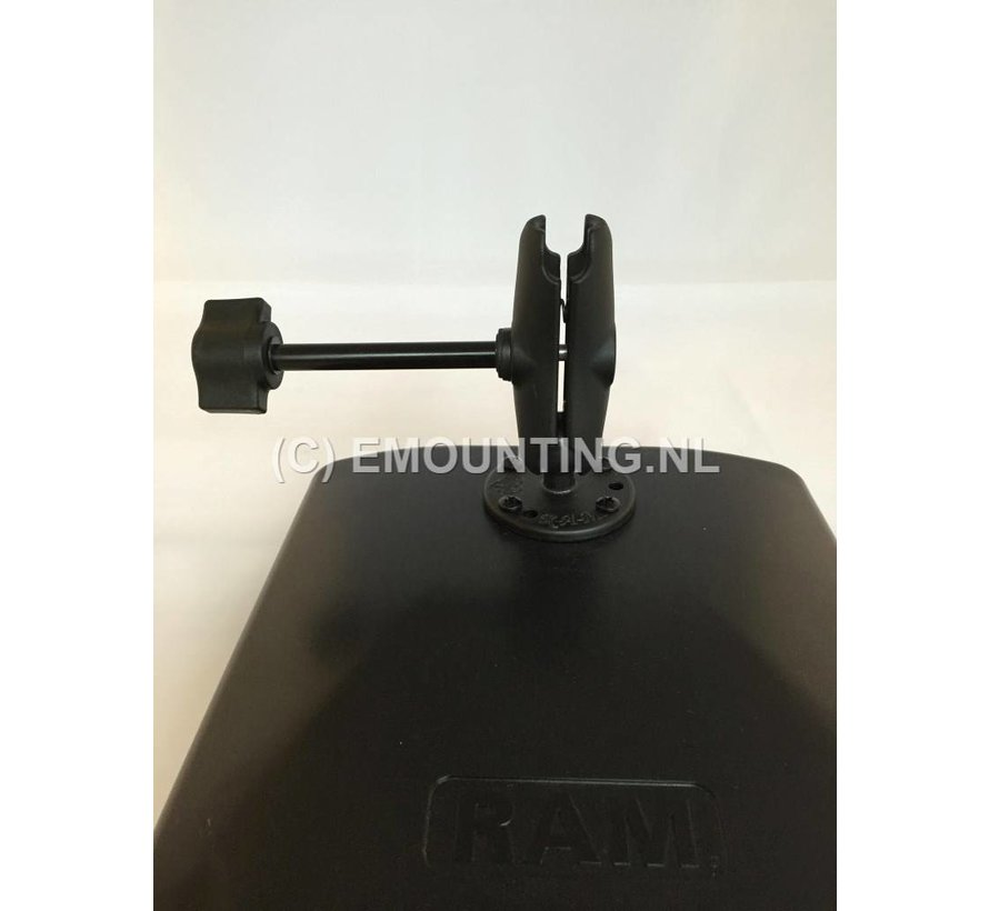 RAM-B-201-ALA1-KRU - STD ARM W EXTENSION KNOB RET