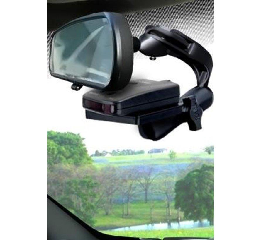 Mirror Base for Chrysler & Toyota Vehicles