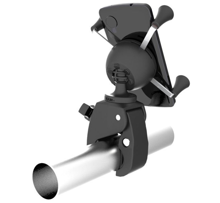 Snap-Link™ Tough- Claw™ met Phone X-Grip™