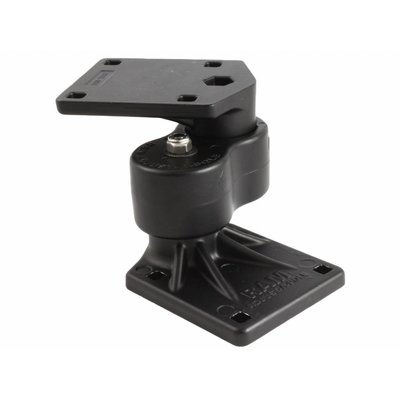 RAM Mount Adjust-A-Pole™ Base for Vehicle Laptop Mounts RAM-VB-ADJ1