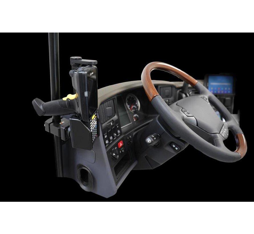 scannerhouder houder Zebra MC3300 - zwenkbare top 711040