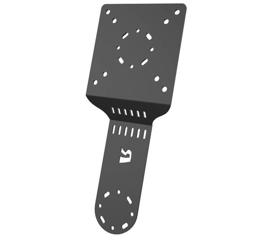 RAM Mount Standard Accessory/Display Bracket RAM-DIS-103-2U