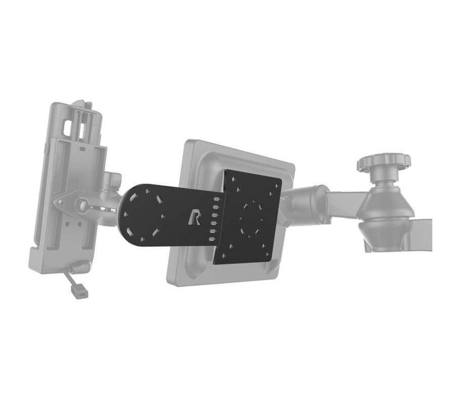 Standard Accessory/Display Bracket RAM-DIS-103-2U
