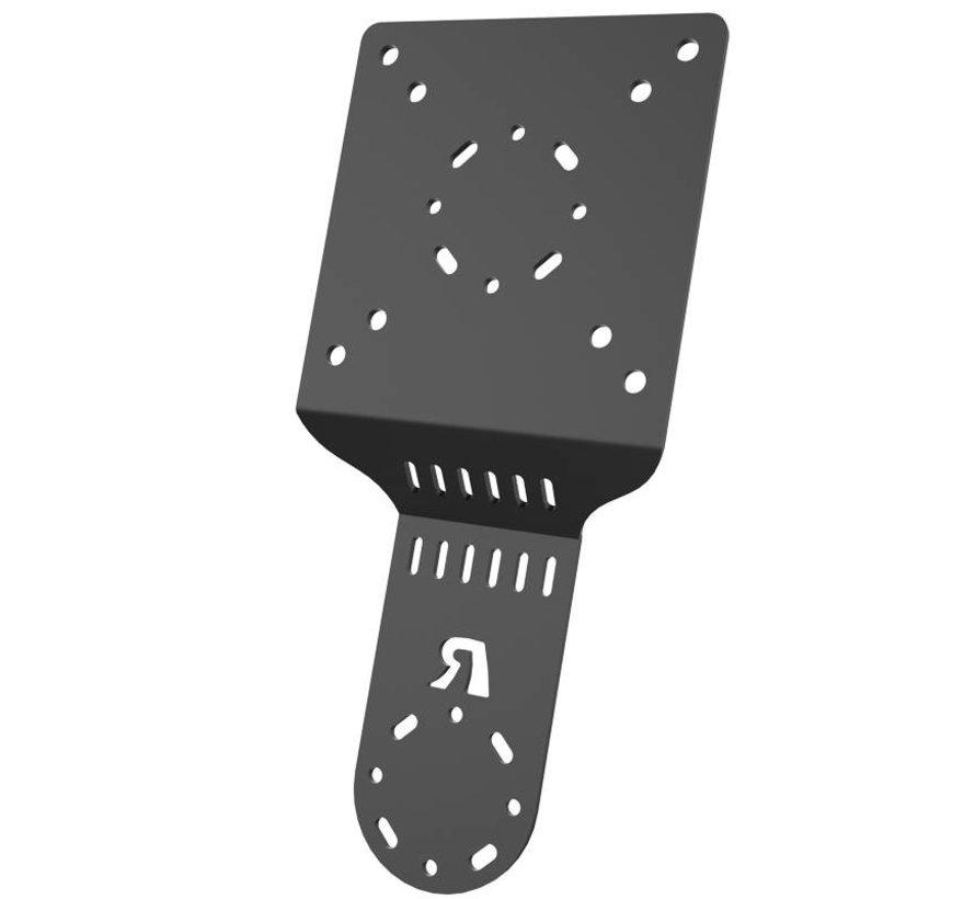 Short Accessory/Display Bracket  RAM-DIS-103-1U