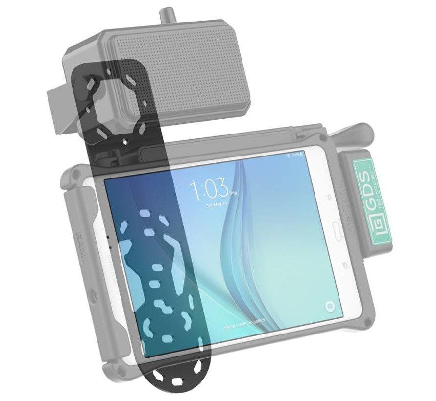 Short RAM® Speaker/Microphone Bracket Adapter RAM-101-MIC1U