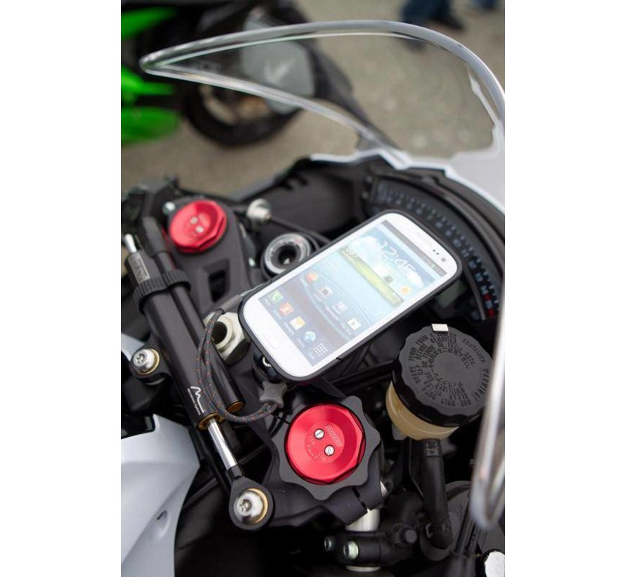 Motor Fork Clamp voor Rokform case
