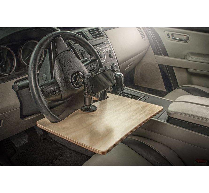 AutoExec WheelMate Extreme Laptop en tablet werkplateau