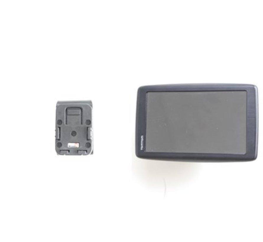 Mounting adapter TomTom met balgewricht GO/START/VIA