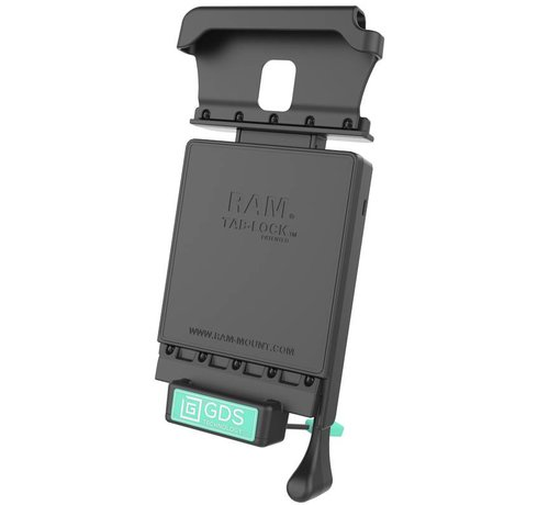RAM Mount Locking Vehicle dock Samsung Galaxy Tab Active2