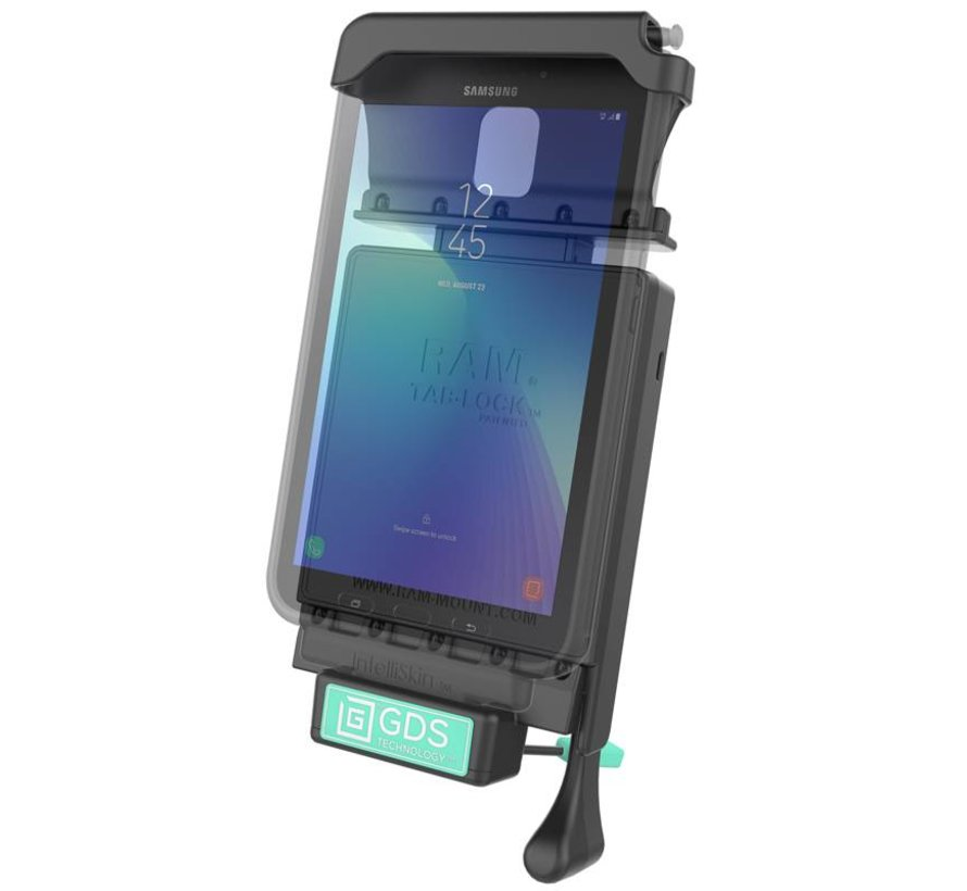 Locking Vehicle dock Samsung Galaxy Tab Active2