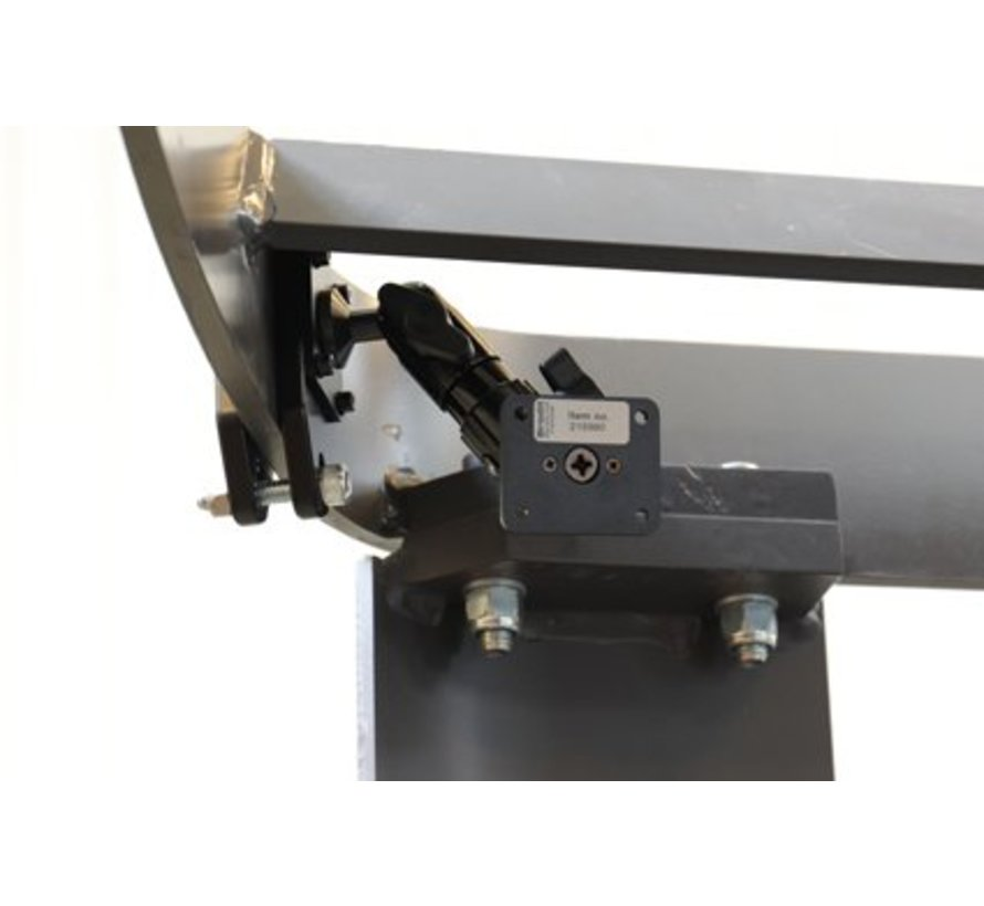 Pedestal Mount for forklift 140mm/ 97mm