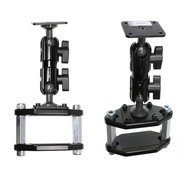 Brodit Pedestal Mount heftrucks 140mm/ 72mm