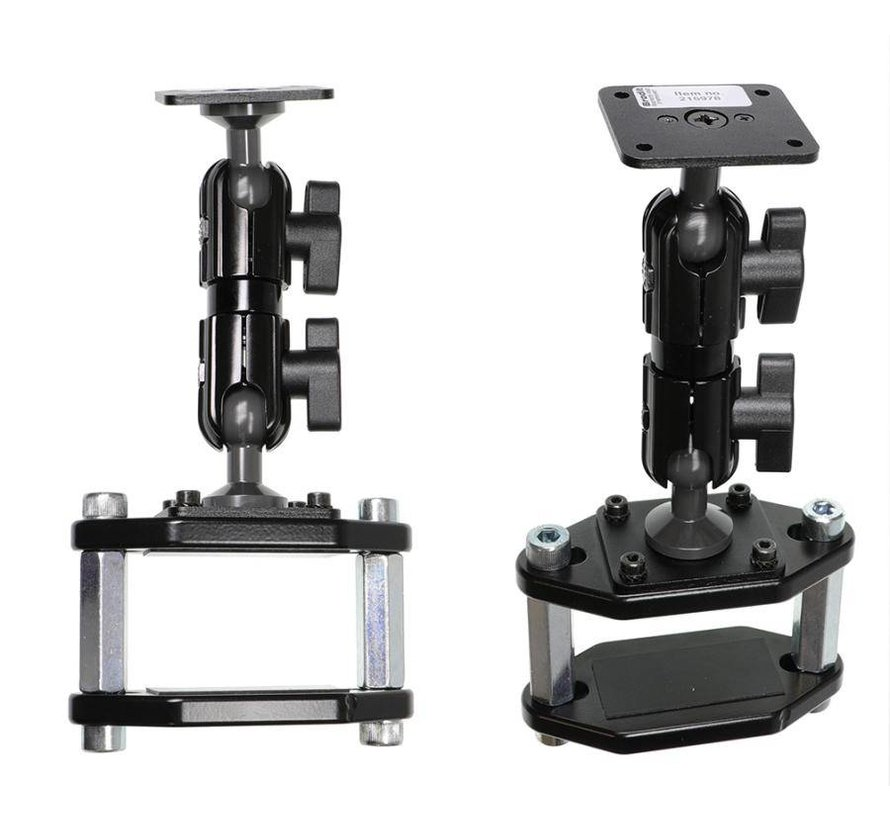Pedestal Mount for forklift 140mm/ 72mm