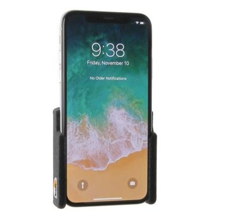 houder Apple iPhone X/ Xs Padded