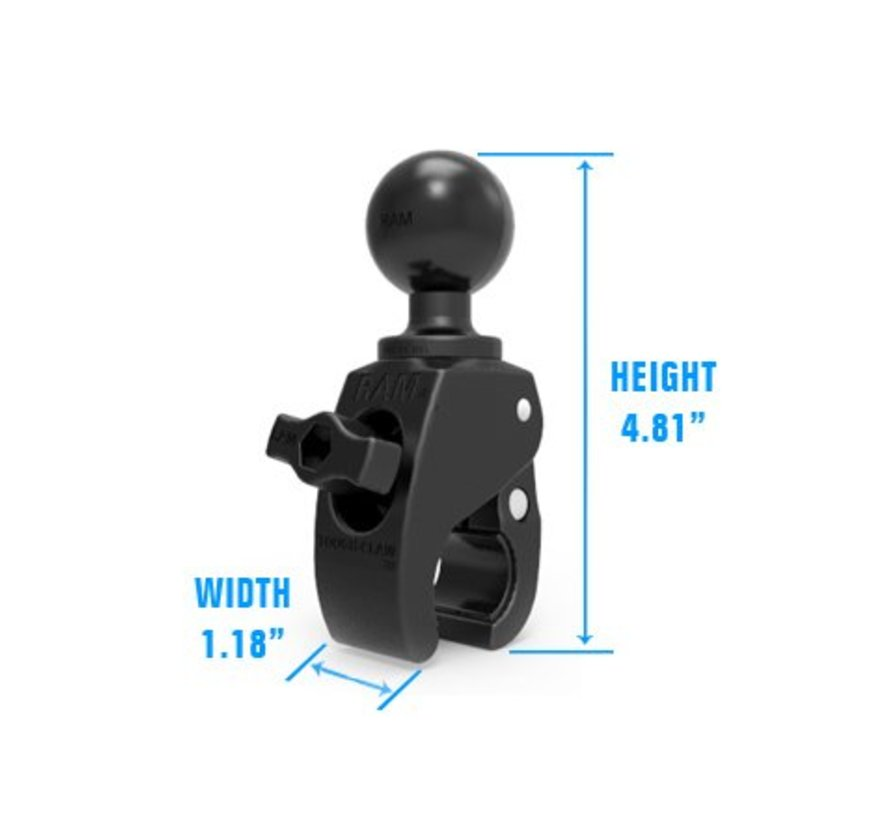 Tough-Claw VESA montage stangset