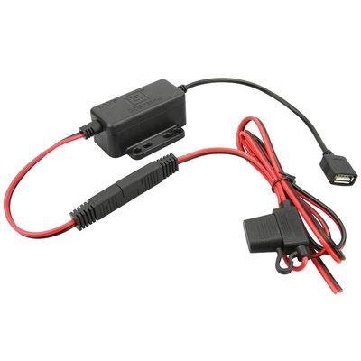 RAM Mount GDS® Modular Hardwire Charger  Female USB