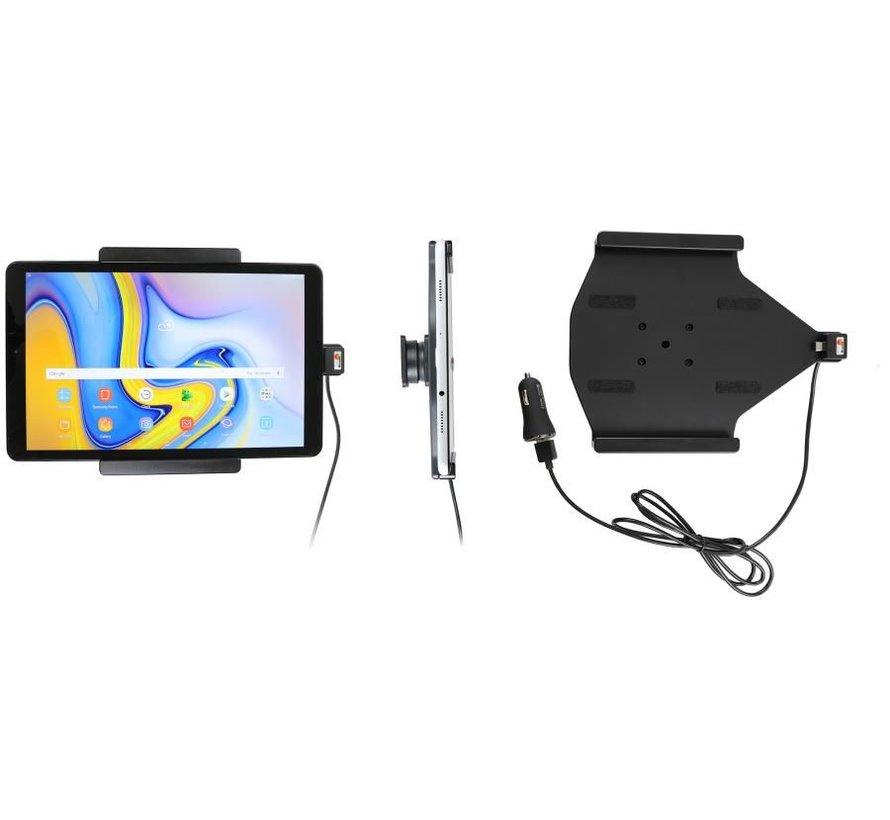 houder Samsung Galaxy Tab A 10.5 SM-T590/T595 -USB sig. plug