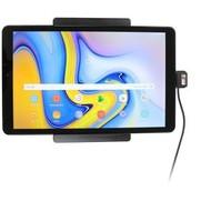 Brodit houder Samsung Galaxy Tab A 10.5 SM-T590/T595 -USB sig. plug