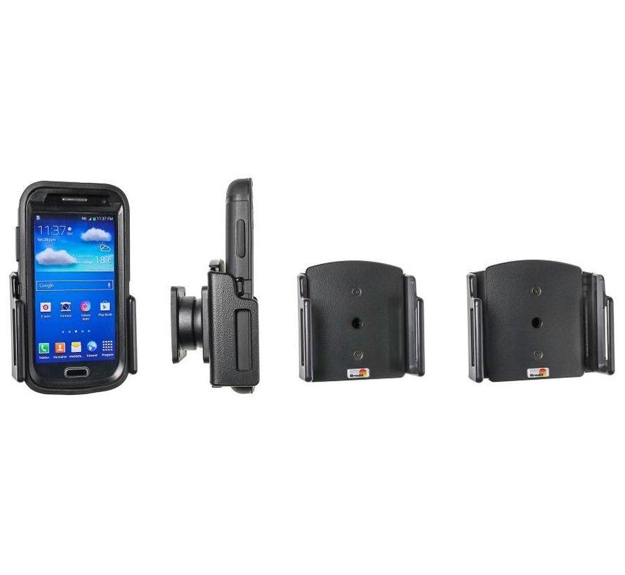 Large Smartphone houder Universeel 75-89mm / dik 9-13mm