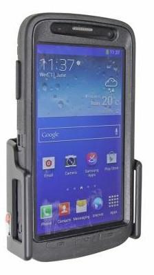 Brodit Large Smartphone houder Universeel 75-89mm / dik 12-16mm