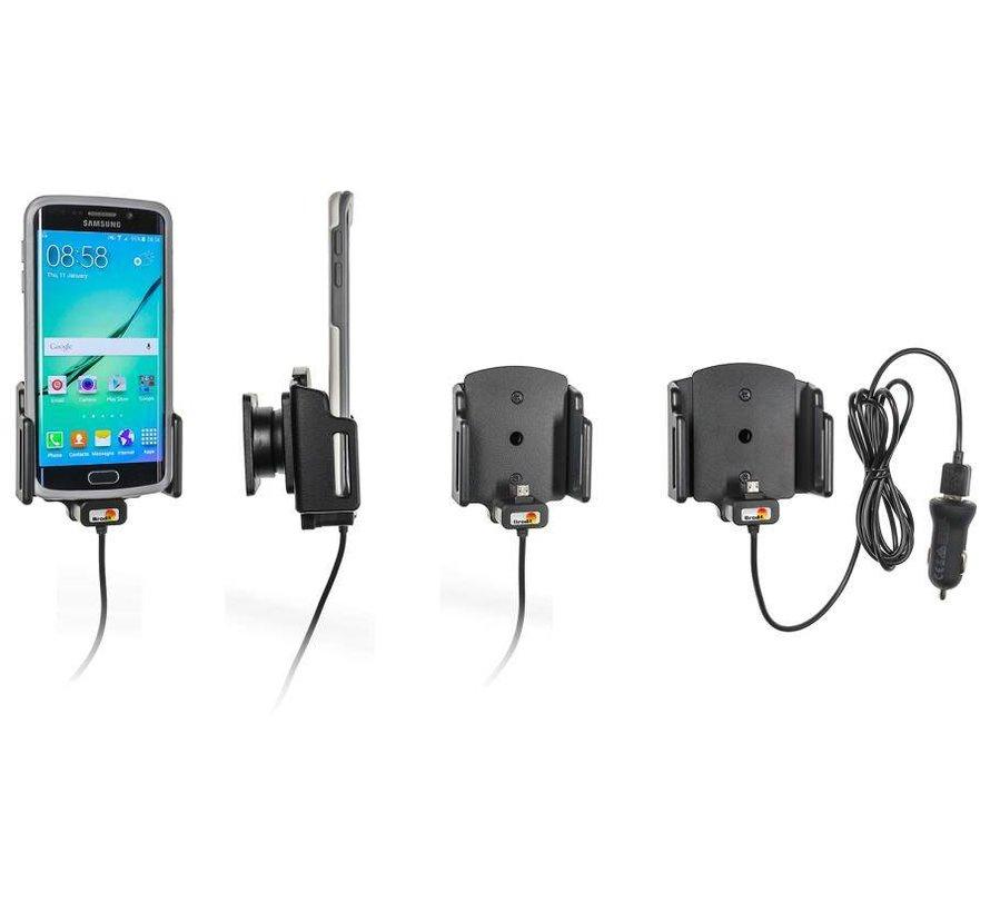 Medium Smartphone houder Universeel 62-77/6-10 met micro-USB snoer