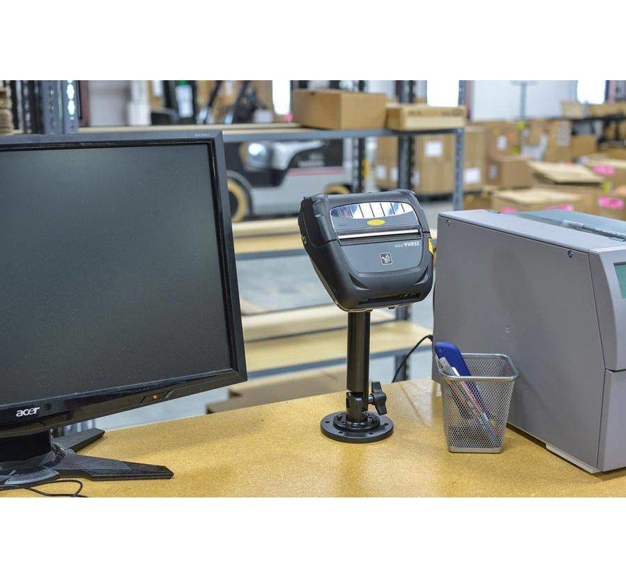 bevestigingsplaat Zebra ZQ520 printer
