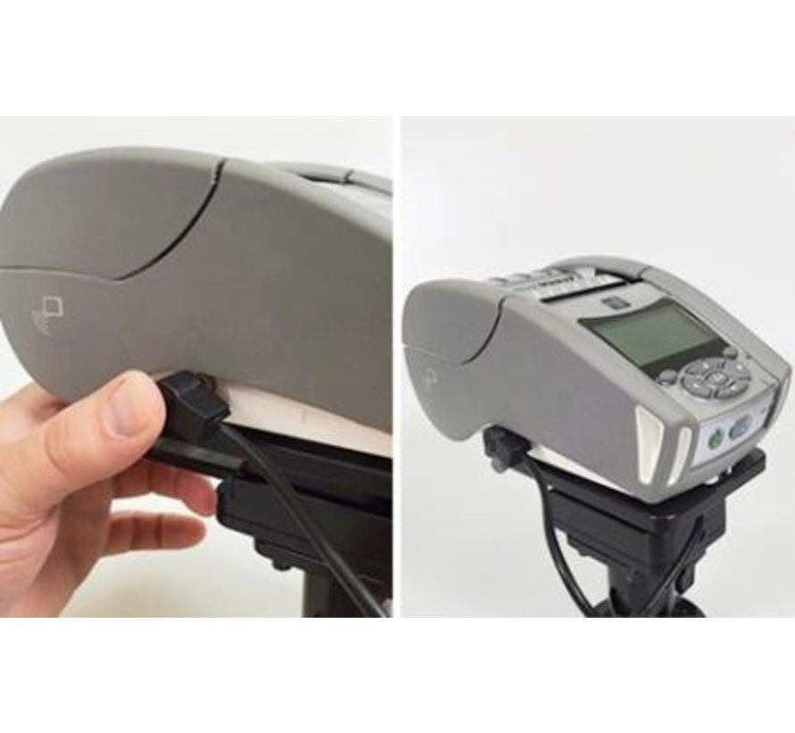 houder/lader Zebra QLN 220/320 en MultiMoveClip