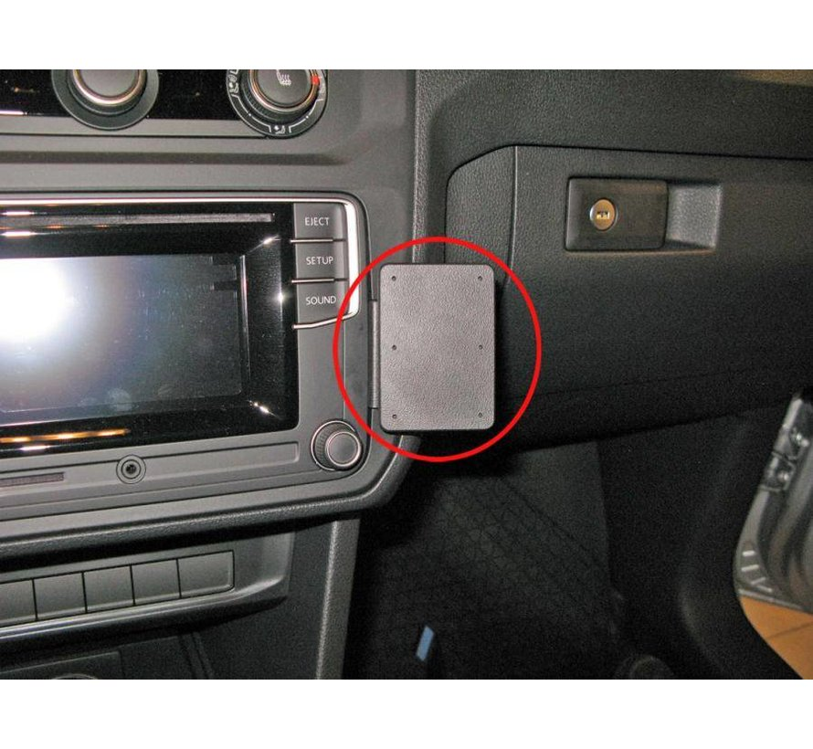 Proclip Volkswagen Caddy 2016- Angled Mount 855134